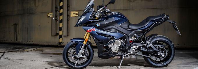 Mit der Überarbeitung wird die BMW S 1000 XR noch mehr zum Allrounder.