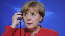 Angela Merkel und Wolfgang Schäuble ducken sich im größten Steuerskandal aller Zeiten weg, kritisiert die Opposition.