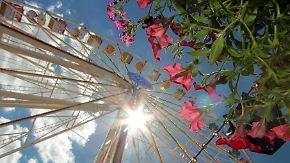 Viel Sonne im Süden: Temperaturen können 30-Grad-Marke knacken