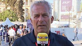 """Christian Danner zur Formel 1: """"Im Rennen hat Vettel einen klaren Nachteil"""""""