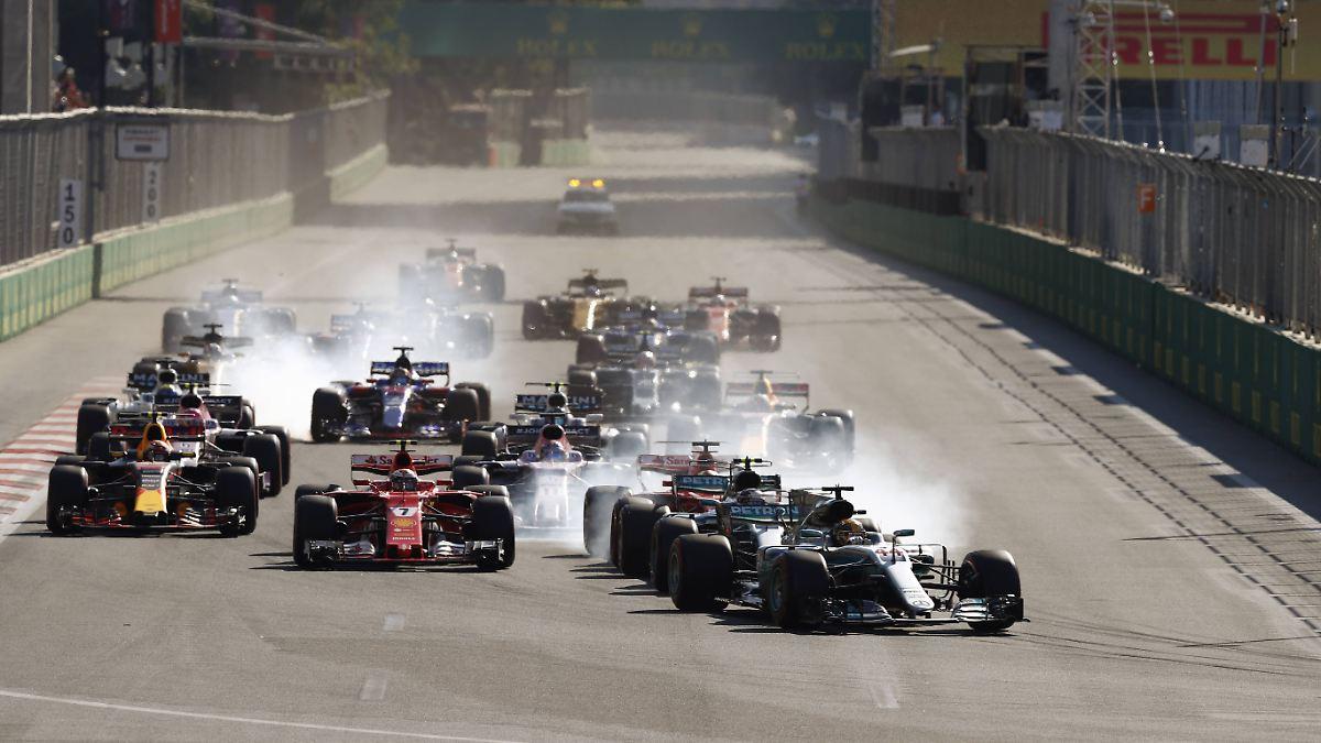 Vettel Rammt Hamilton