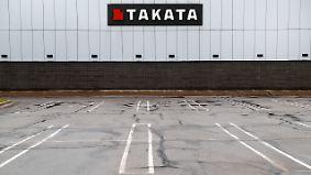 Allein in den USA musste Takata rund 70 Millionen Airbags zurückrufen.