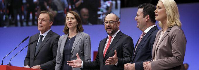 """""""Anschlag auf die Demokratie"""": Oppermann verteidigt Attacke auf Merkel"""