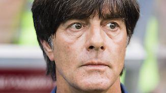 DFB-Elf im Confed-Cup-Hoch: Löw knackt die 100 und korrigiert sich