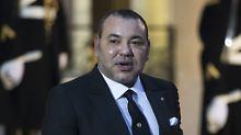 Mohammed VI. greift ein.