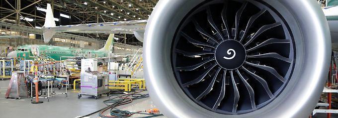 Weniger Jets, Mixer und Kopierer: US-Auftragseingang enttäuscht Experten