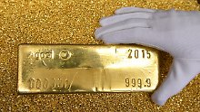 Rätselhafter Minuten-Crash: Goldpreis stürzt in die Tiefe