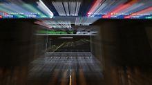 Dax rettet sich in den Abend: Ölpreis hält US-Börsen im Bann