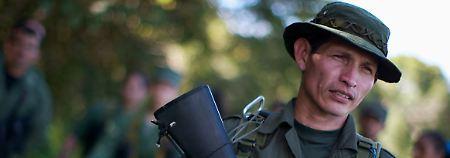 Ende des Guerilla-Kampfs: Farc übergibt alle Waffen an UN