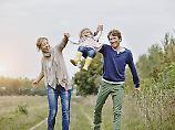 Großstadt-Studie: Die meisten Kinder fühlen sich geborgen