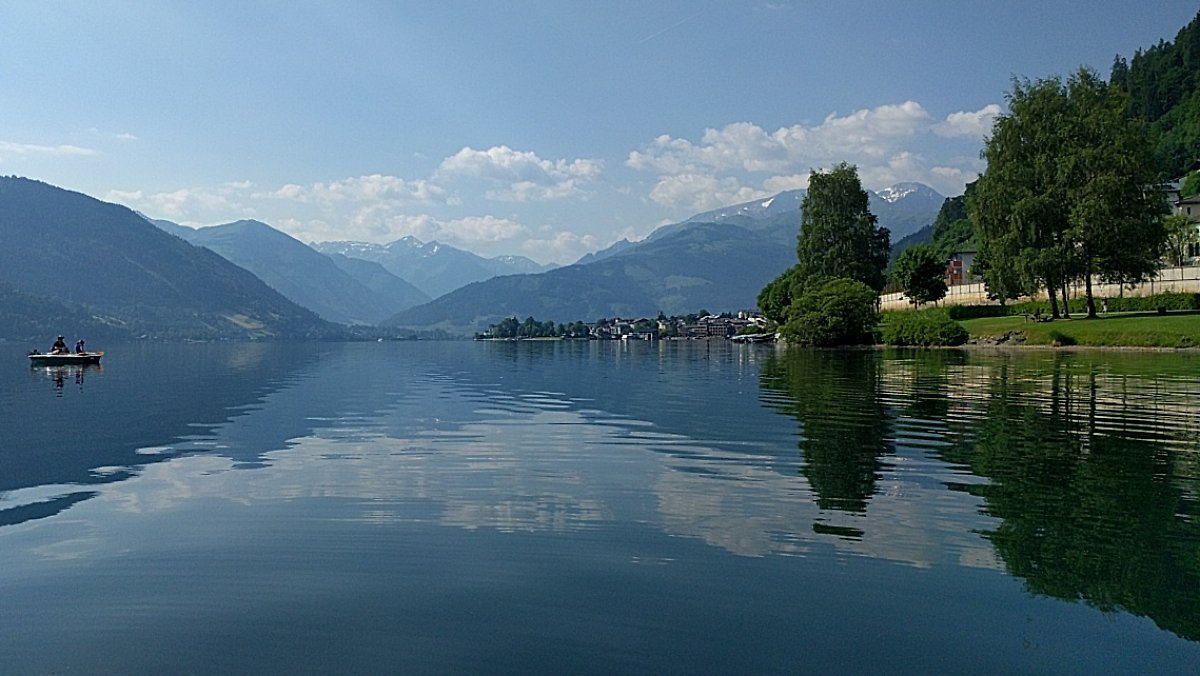 Wo Ist Zell Am See