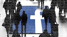 Rasantes Wachstum: Facebook knackt die Zwei-Milliarden-Marke
