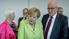 Abstimmung über Ehe für alle: Merkels Kurskorrektur löst politisches Beben aus