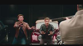 """Overdrive"" im Kino: Eastwood-Sohn spielt Autodieb in rasantem Actionspektakel"