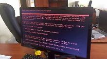 Hackerangriff auf Unternehmen: Das müssen Sie zur Petya-Attacke wissen
