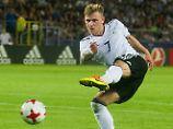 Drittes Endspiel, erster Titel?: Meyer will Final-Fluch endlich brechen