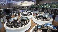 Frische Signale aus Europa: Starker Euro drückt Dax ins Minus