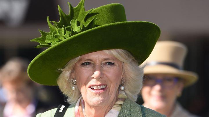 Camilla ist seit 2005 Duchess of Cornwall.