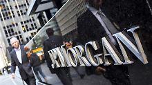Allein die größte US-Bank JP Morgan schüttet 27 Milliarden Dollar aus.
