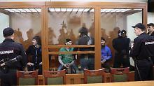 Schuldspruch für Tschetschenen: Gericht verurteilt Angeklagte im Fall Nemzow