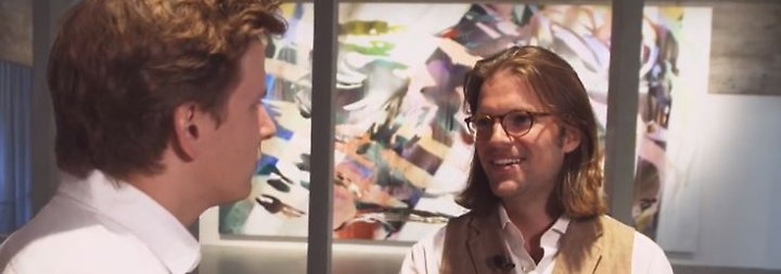 """Startup News: App-Entwickler Magnus Resch: """"Wie Shazam für Kunst"""""""