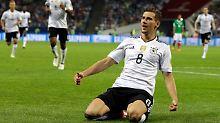 DFB stürmt ins Confed-Cup-Finale: Goretzka zerlegt Mexiko in 109 Sekunden