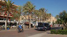 Keine Angst vor Terroranschlägen: Mallorca müht sich um ein sicheres Gefühl