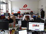Startup-Aktie feiert Premiere: Delivery Hero springt an die Börse