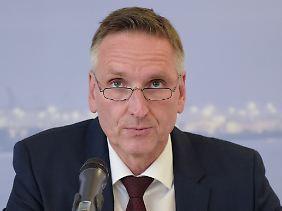 Hamburgs Verfassungschutzchef Torsten Voß.