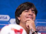 So läuft das Finale gegen Chile: Löw stutzt DFB-Bubis auf Normalmaß