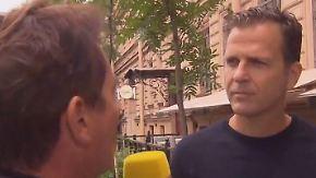 """Oliver Bierhoff im n-tv Interview: """"Chile ist weiterhin Favorit"""""""