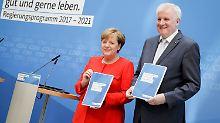 CSU und CSU vor Bundestagswahl: Diese Punkte enthält das Programm