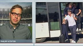 "Philipp Köster zum Confed-Cup-Triumph: ""Löw kehrt gestärkt aus Russland zurück"""