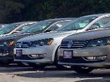 Ford und GM mit Absatzminus: Volkswagen legt in schwachem US-Markt zu