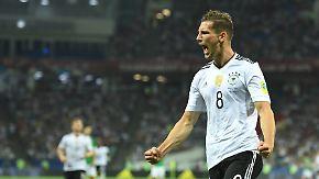 Unerschöpfliche Flut an Fußball-Talenten: So fördert der DFB seinen Nachwuchs