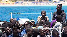"""Bürgermeister von Lampedusa: """"Wir sind doch kein Sammellager"""""""