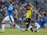 Aus in der ersten EL-Quali-Runde: Underdog blamiert Glasgow Rangers