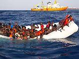 Zu viele gerettete Migranten: Italien plant Verhaltensregeln für Helfer