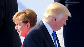 Tiefer Riss durch die G20: Donald Trump prägt die Hauptkonflikte des Gipfels