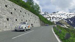 Historische Schätze, glänzende Augen: Kitzbüheler Alpenrallye holt Legenden auf die Straße