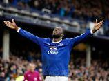 102 Millionen Euro plus Rooney?: ManUnited gewinnt Wettbieten um Lukaku