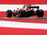 """Hamilton wird strafversetzt: Vettel verpasst Pole und """"gewinnt"""" trotzdem"""