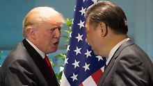 """""""Haufen von Amateuren"""": Weißes Haus verwechselt China mit Taiwan"""