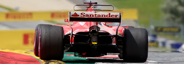 Vettel schaffte es zwar erstmals in der Alpenrepublik auf das Podium, 14 Jahre nach dem bis dato letzten Ferrari-Sieg durch Michael Schumacher muss die Scuderia aber weiter auf einen Triumph warten.