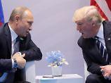 """""""Eine der dümmsten Ideen"""": Trump irritiert mit Cyber-Allianz mit Putin"""