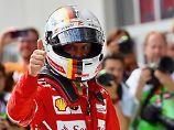 Lehren aus dem Österreich-GP: Vettel nörgelt glücklich, Bottas strotzt