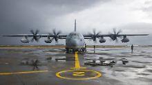 16 tote US-Soldaten: Militärflugzeug in den USA abgestürzt