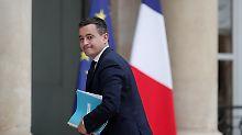 Erstmals seit einem Jahrzehnt: Frankreich will EU-Defizitregeln einhalten