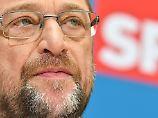 Stern-RTL-Wahltrend: SPD liegt 17 Punkte hinter der Union