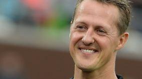 """Bewegende Rede für den """"Leitstern"""": Norbert Haug würdigt Michael Schumacher"""